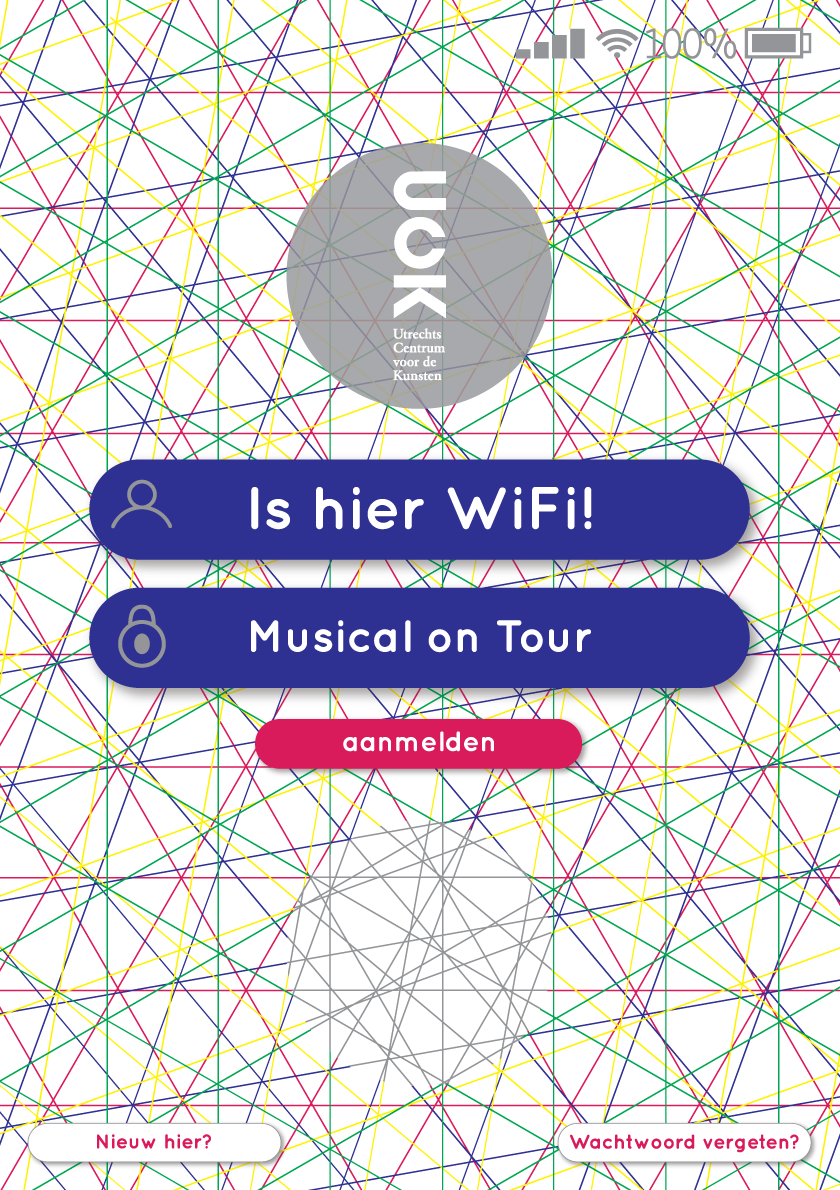 Flyer Musical on Tour voorkant WEB